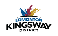 Edmonton Kingsway District Logo