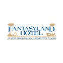 Fantasyland Hotel at West Edmonton Mall