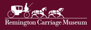 Remington Carriage Museum Logo