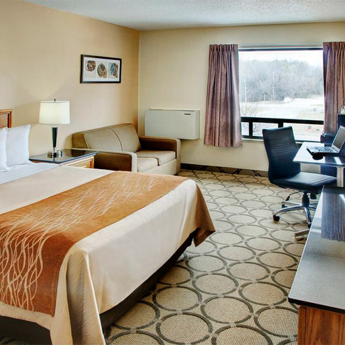 Comfort Inn West Edmonton Featured Image
