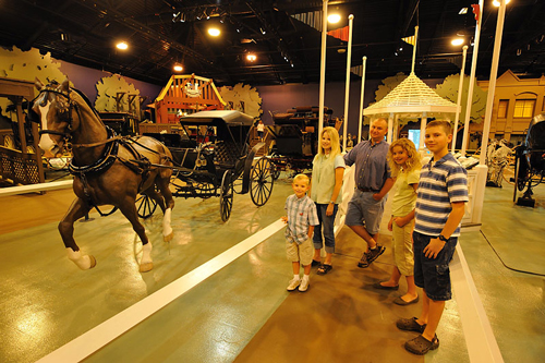 Remington Carriage Museum Featured Image